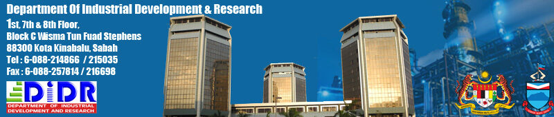 DEPARTMENT OF INDUSTRIAL DEVELOPMENT AND RESEARCH